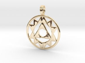 TRIOCULUS in 14K Yellow Gold