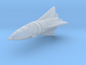 IPF Peregrine Fighter Rocket in Smoothest Fine Detail Plastic