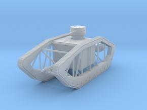 PV32E Pioneer Skeleton Tank (1/144) in Smooth Fine Detail Plastic