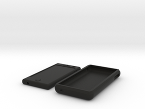 smartphone: 1/6 mini Yosd in Black Natural Versatile Plastic