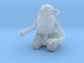 Brainbot in Smooth Fine Detail Plastic