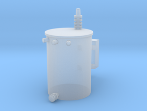 1/64 Single Pole Transformer in Smooth Fine Detail Plastic
