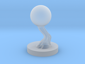 Will-o'-Wisp in Smooth Fine Detail Plastic