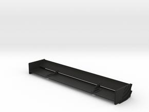 XSV AERO in Black Natural Versatile Plastic