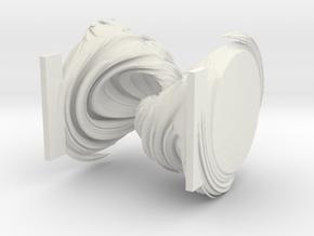 Tornado, solid. in White Natural Versatile Plastic
