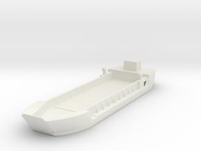 Landing Craft Tank LCT MK  5 1/300 in White Natural Versatile Plastic