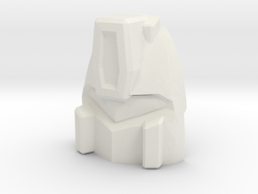 Long Haul, Sunbow (Titans Return) in White Natural Versatile Plastic