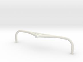 Team Crab_Walk - bashbar type 2 in White Natural Versatile Plastic