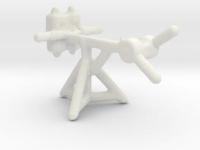 Scorpion 1/200 iron feet 1 in White Natural Versatile Plastic