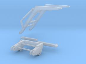H0 1:87 Frontlader für Deutz-Fahr DX 4.70 in Smooth Fine Detail Plastic