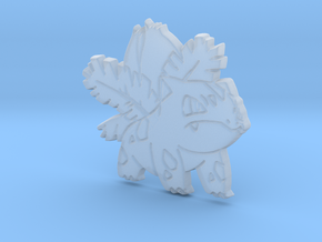Ivysaur in Smooth Fine Detail Plastic