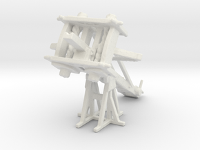 LARGE ROMAN ballista large 1/285 6mm in White Natural Versatile Plastic