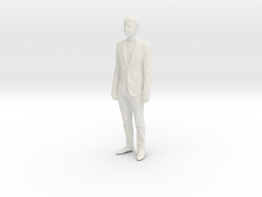 Printle F Woody Allen - 1/24 - wob in White Natural Versatile Plastic