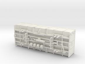 NZR 9mm/P34 Lc2 Complete in White Natural Versatile Plastic