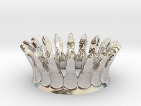 Eggcessories! Crown in Platinum