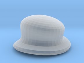 Eggcessories! Small Hat in Smooth Fine Detail Plastic