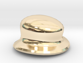 Eggcessories! Small Hat in 14K Yellow Gold
