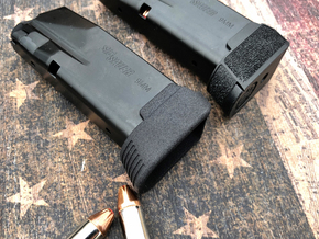 SIG P365 - Full Grip Base Pad in Black PA12