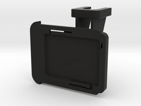 Vlogging Box RR Support Compatible with GoPro in Black Natural Versatile Plastic