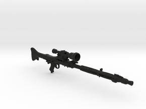 DLT-19x Targeting Blaster in Black Natural Versatile Plastic