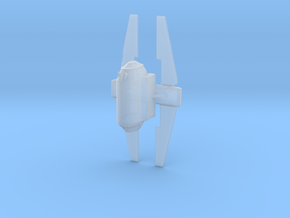 Nune-class imperial shuttle 38mm in Smooth Fine Detail Plastic