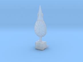 Modular Taskforce Cruiser 76mm in Smooth Fine Detail Plastic