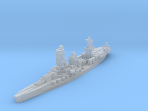 Ise Hybrid Battleship Carrier 1/4800 in Smooth Fine Detail Plastic