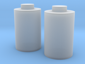 1/144 DKMMount forSL-8 Rangefinders Set in Smooth Fine Detail Plastic