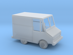 1/160 Scale Crew Van in Smooth Fine Detail Plastic