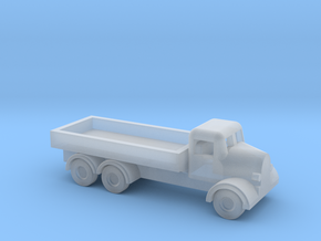 1/160 Scale Austin K6 Cargo Truck in Smooth Fine Detail Plastic