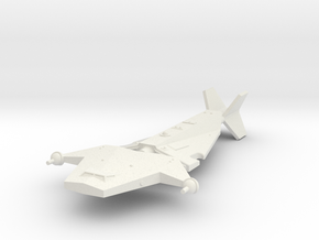 Omni Scale Juggernaut Light Cruiser (CL) SRZ in White Natural Versatile Plastic