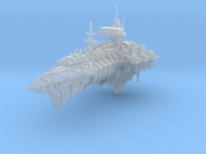 Heretic Light Cruiser in Smooth Fine Detail Plastic