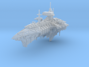 Unbeliever Light Cruiser in Smooth Fine Detail Plastic