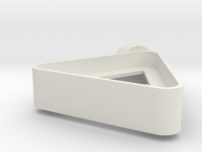 _3_Wheeldisplay-66 in White Natural Versatile Plastic
