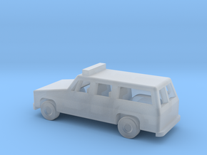 1/160 ScaleSuburban With Lights in Smooth Fine Detail Plastic