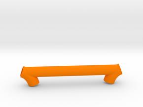 Bridge Extender for Brompton M 2017 Handlebar in Orange Strong & Flexible Polished