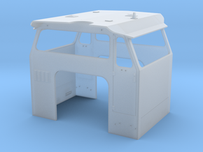 NS 6400 cabine. Scale 1 (1:32) in Smooth Fine Detail Plastic