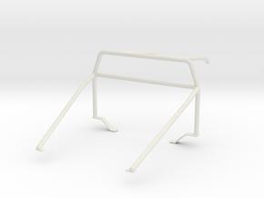 Roll cage 1/24 V2 in White Natural Versatile Plastic