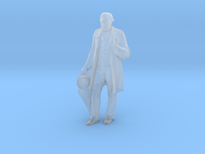 Printle C Homme 1486 - 1/48 - wob in Smooth Fine Detail Plastic