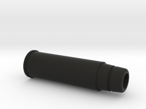 Marushin 7bb multi shoot Bullet in Black Natural Versatile Plastic