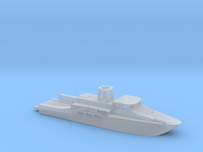 1/285 Scale CB90-class fast assault craft in Smooth Fine Detail Plastic