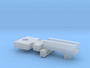 Shorty-Verlängerung in Smoothest Fine Detail Plastic