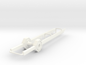 TR: Hexablade for TR/LG Sixshot in White Processed Versatile Plastic
