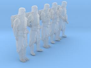 1/24 Sci-Fi Sardaucar Platoon Set 101-01 in Smooth Fine Detail Plastic