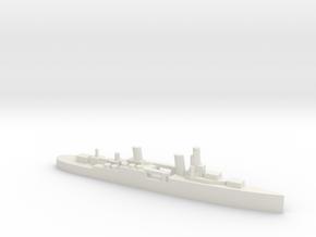 Portland Class Light Cruiser 1/2400 in White Natural Versatile Plastic