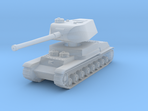 T-100 Object 103 1:285 in Smooth Fine Detail Plastic