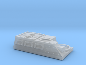 Protect and serve MK1 old style in Smooth Fine Detail Plastic