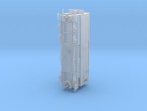 """DSB vogn - ZN500401 """"Novo Nordisk"""" in Smooth Fine Detail Plastic"""