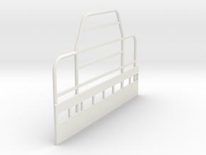 Bull-bar-RD-1to25 in White Natural Versatile Plastic