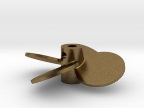 """1.50"""" - BBP 25º RH in Natural Bronze"""